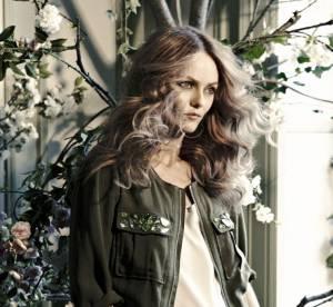 Vanessa Paradis : le nouveau visage chic et boheme d'H-M Conscious