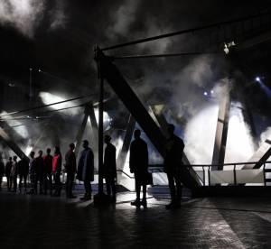 """""""Above the sky and Beyond"""" : Dans les coulisses du défilé Kenzo Homme"""