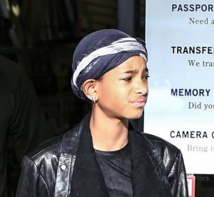 Willow Smith, entre gothique et Matrix... Le flop mode