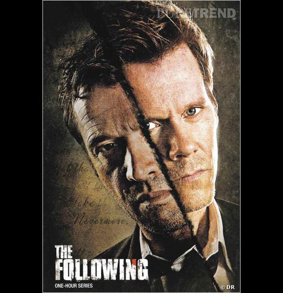 """Kevin Bacon (l'agent du FBI Ryan Hardy) et James Purefoy (le tueur en série Joe Caroll) sont les nouvelles vedettes de la série """"The Following"""", dont les droits ont déjà été achetés par TF1."""