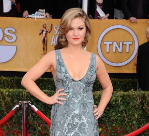 Julia Stiles aux SAG Awards 2013.