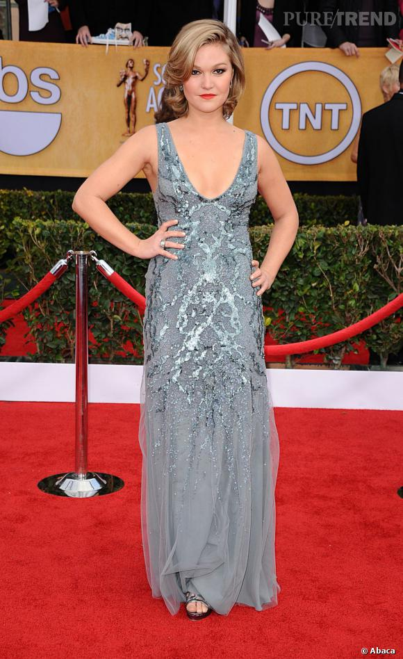 Julia Stiles aux SAG Awards 2013.