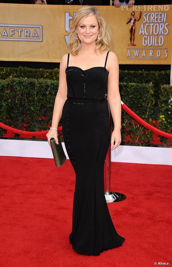 Amy Poehler aux SAG Awards 2013.