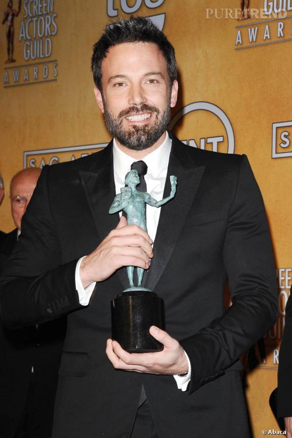 Ben Affleck aux SAG Awards 2013.