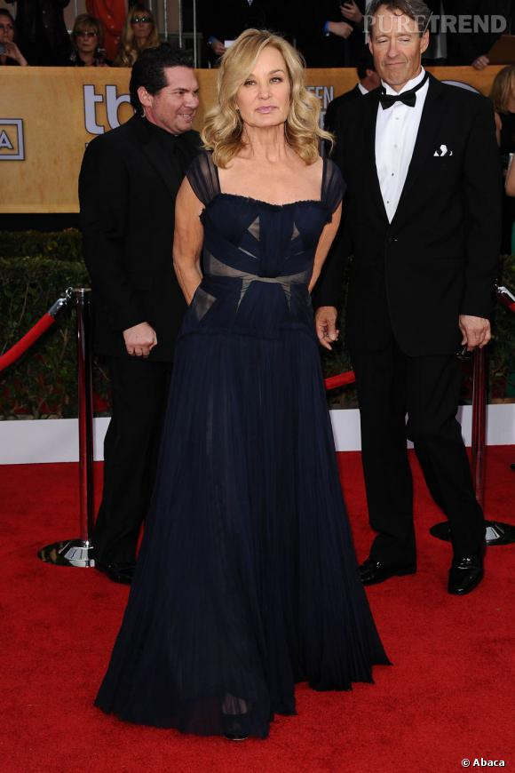 Jessica Lange aux SAG Awards 2013.