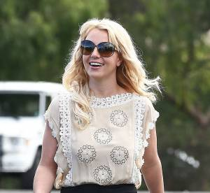 Britney Spears : tres sexy... pour aller a l'eglise !