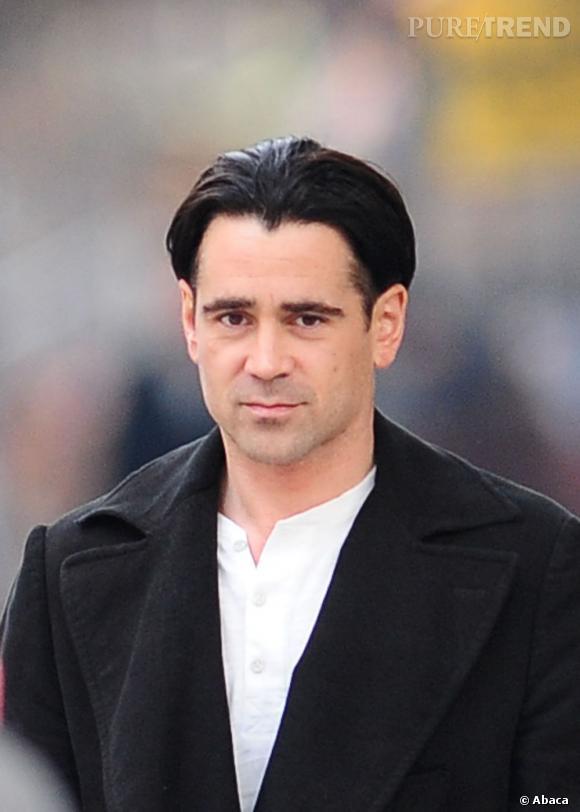 Colin farrell 10 ans d 39 checs capillaires on esp re for Juives portent une perruque