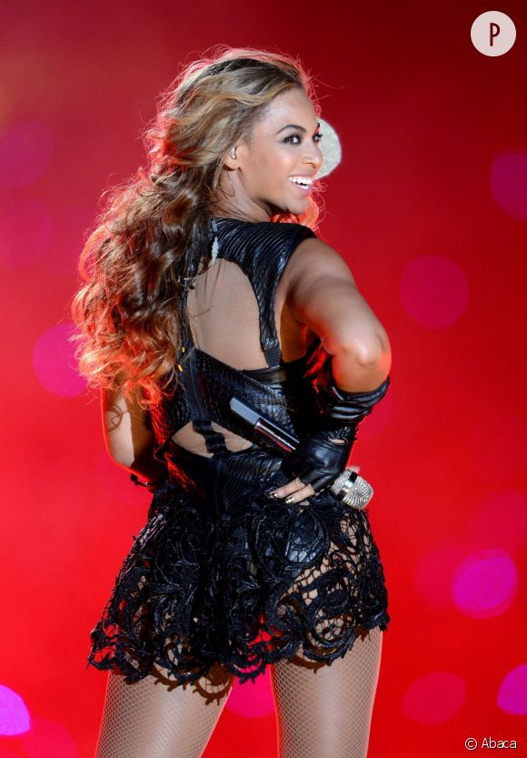 Beyoncé s'est offert un véritable succès lors de la mi-temps du Super Bowl dimanche soir.