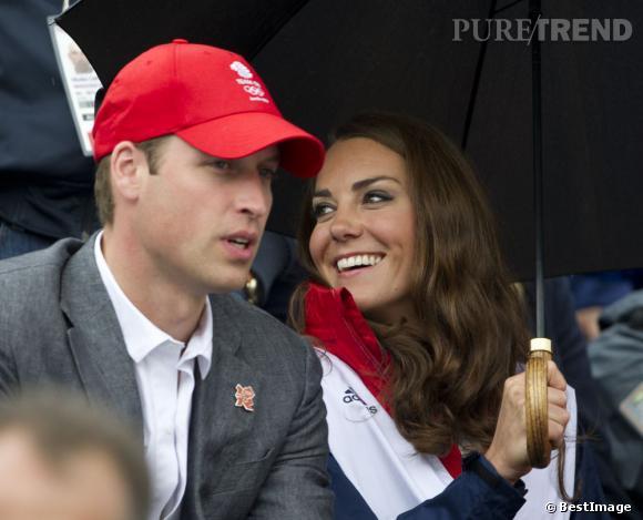 Kate Middleton et Prince Harry, les mondains de l'équitation aux JO 2012.