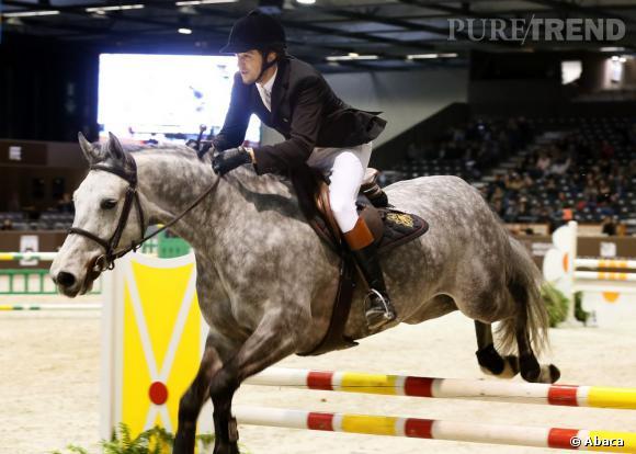 Guillaume Canet voulait être cavalier professionel avant de tomber de son cheval à 18 ans.