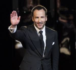 Tom Ford signe un retour haut en couleur à la Fashion Week de Londres
