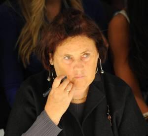 Suzy Menkes voit rouge à la sortie des défilés