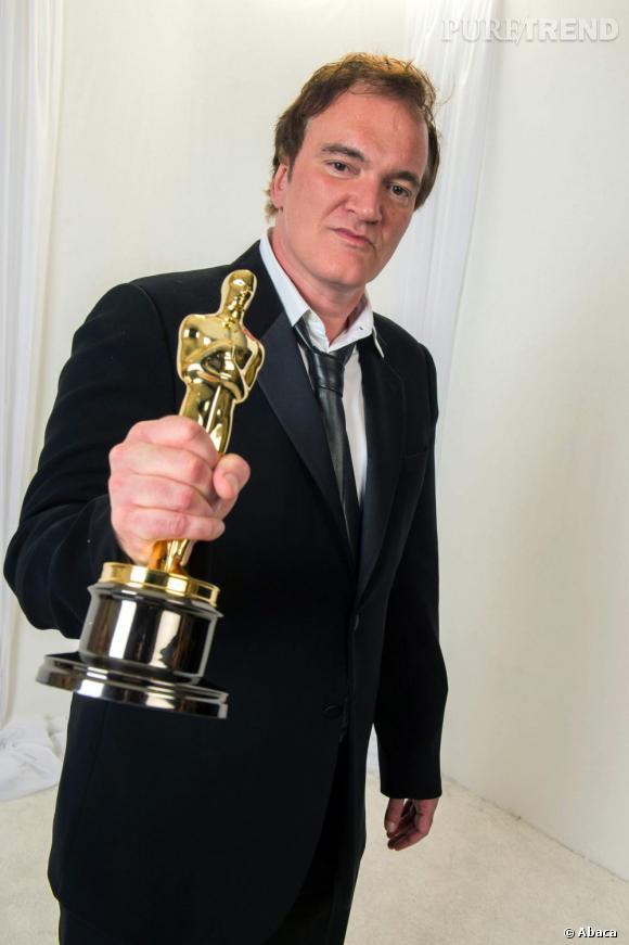 """Quentin Tarantino, quand on lui demande s'il connaît l'anatomie humaine (pas assez respectée dans ses films selon certains) :  """"Je ne comprends pas très bien la question, mais je pense qu'il y a des os dans le corps humain."""""""