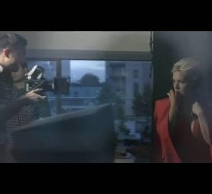 Le making-of de la nouvelle campagne Lancôme avec Kate Winslet.