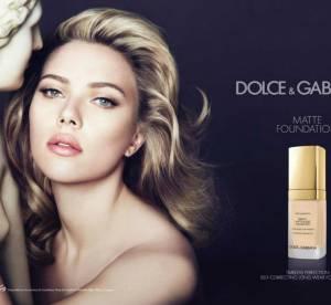 Scarlett Johansson, hot et sensuelle pour Dolce Gabbana