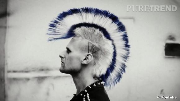 """Exposition """"La planète mode de Jean Paul Gaultier: de la rue aux étoiles"""" au Kunsthal de Rotterdam, jusqu'au 12 mai 2013."""