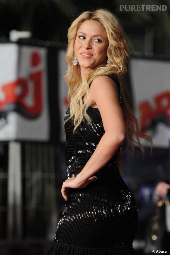 La sensualité de la chanteuse se retrouve dans ses parfums.