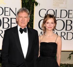 Harrison Ford et Calista Flockhart, combien d'années d'écart ? 22 ans.