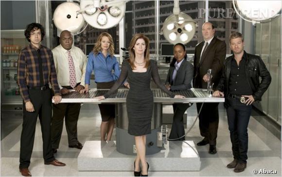 """Dana Delany dans """"Body of Proof"""", tous les jeudis sur M6."""