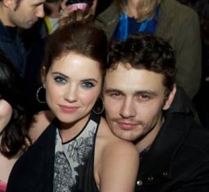 Ashley Benson et James Franco, de plus en plus proches depuis ''Spring Breakers''...