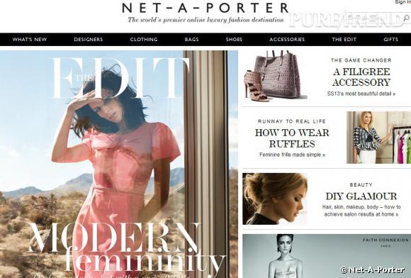 Net-A-Porter s'ouvre à la beauté dès le 20 mars.