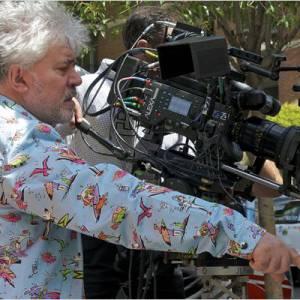 """Pedro Almodovar, réalisateur (entre autre) du film """"Les Amants Passagers""""."""