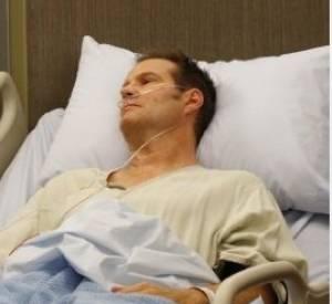 """Jack Coleman : une guest star dans la série """"Dr. House""""."""