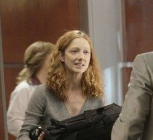 """Judy Greer : une guest star dans la série """"Dr. House""""."""