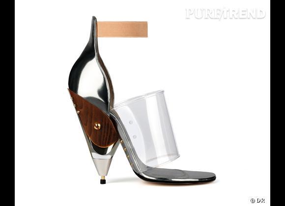 Les it-shoes du Printemps-Eté 2013 Sandales Givenchy par Riccardo Tisci, 2250 €
