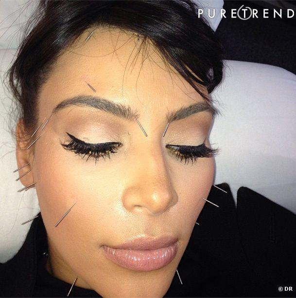Comment se maquiller comme kim k - Comment faire le maquillage de kim kardashian ...