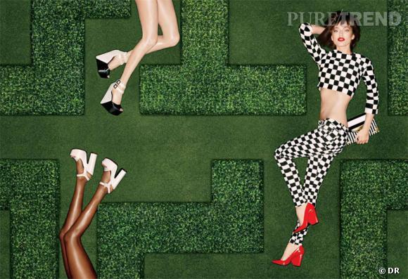 Must Have : Aldo, it-shoes et accessoires ! Lookbook Summer 2013