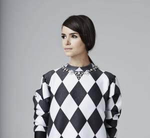 Tendance shopping : total look noir et blanc graphique