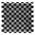 Tendance shopping graphique noir et blanc : le bon shopping       Carré Hermès x Comme des Garçons, prix sur demande