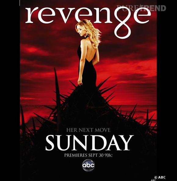 """Après un diffusion sur Canal + Family, la série """"Revenge"""" arrive enfin sur TF1, dès mercredi 24 avril à 22h20."""