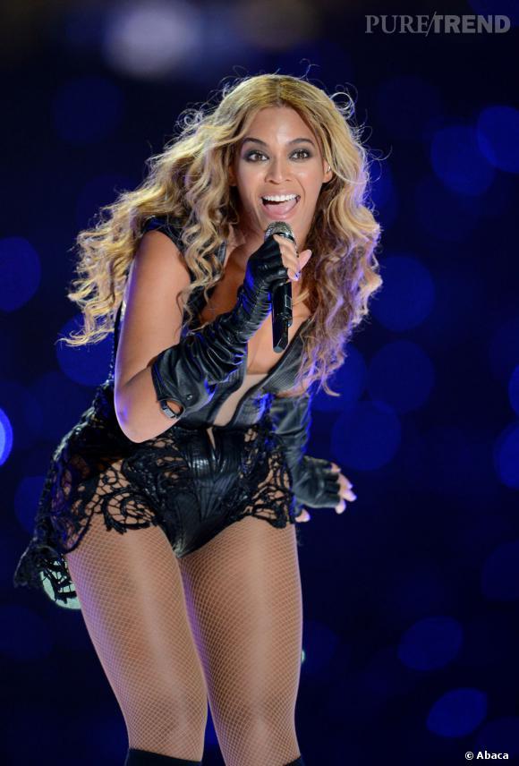 Voilà le genre de photo que Beyoncé préférerait voir dans les médias !