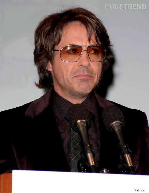 Coupe cheveux long avec lunettes