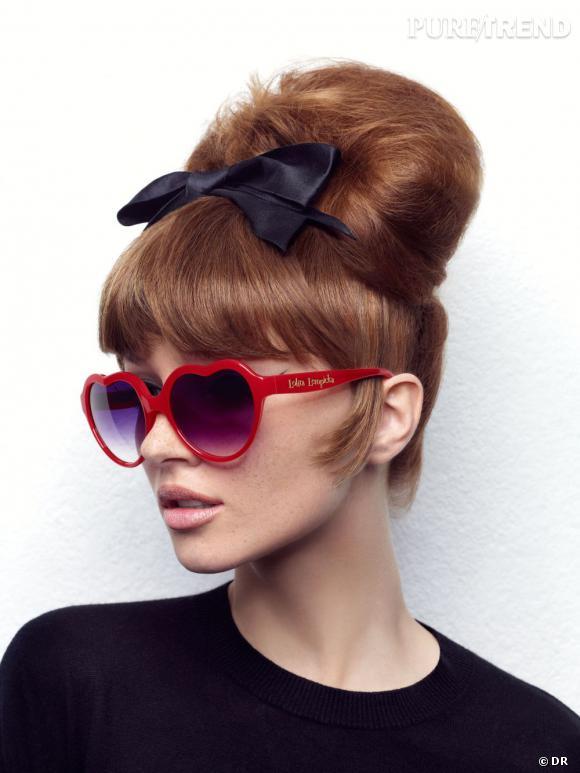 Zoom : Nostalgia, la première collection de lunettes signée Lolita Lempicka    Lunettes de soleil 60s