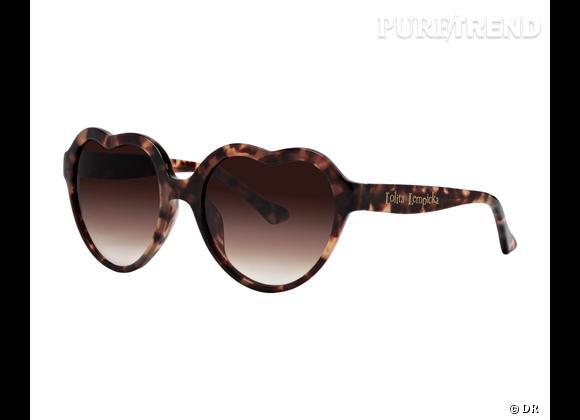 Zoom : Nostalgia, la première collection de lunettes signée Lolita Lempicka    Lunettes de soleil 60s, modèle Lolita, 170 €