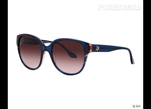 Zoom : Nostalgia, la première collection de lunettes signée Lolita Lempicka    Lunettes de soleil 80s, modèle Carmona, 192 €