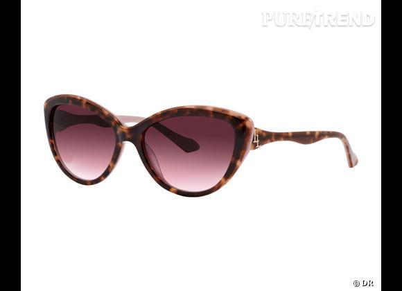 Zoom : Nostalgia, la première collection de lunettes signée Lolita Lempicka    Lunettes de soleil 50s, modèle Jacinthe, 192 €