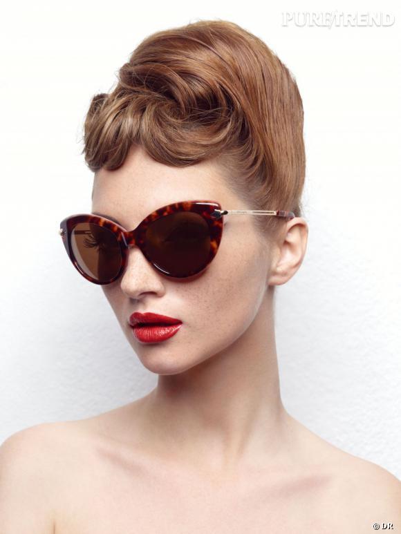 Zoom : Nostalgia, la première collection de lunettes signée Lolita Lempicka    Lunettes de soleil 50s