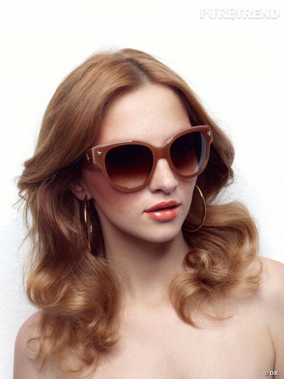 Zoom : Nostalgia, la première collection de lunettes signée Lolita Lempicka    Lunettes de soleil 70s