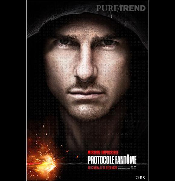 """Tom Cruise reprendra son rôle d'Ethan Hunt dans un """"Mission Impossible 5"""" !"""
