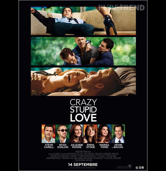 Crazy Stupid Love : La nouvelle comédie romantique incontournable