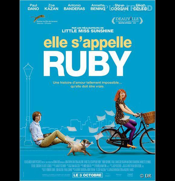 Elle s'appelle Ruby : Une comédie romantique et décalée.