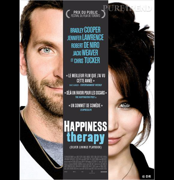 Happiness Therapy : la rom-com qui rend heureux