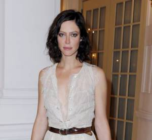 Anna Mouglalis et Clotilde Hesme a la projection du film Chanel Once Upon a Time