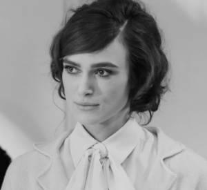 """Court-métrage """"Once Upon a Time"""" réalisé par Karl Lagerfeld avec Keira Knightley et Clotilde Hesme."""