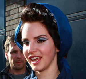 Lana Del Rey : Attention, pin-up en travaux !