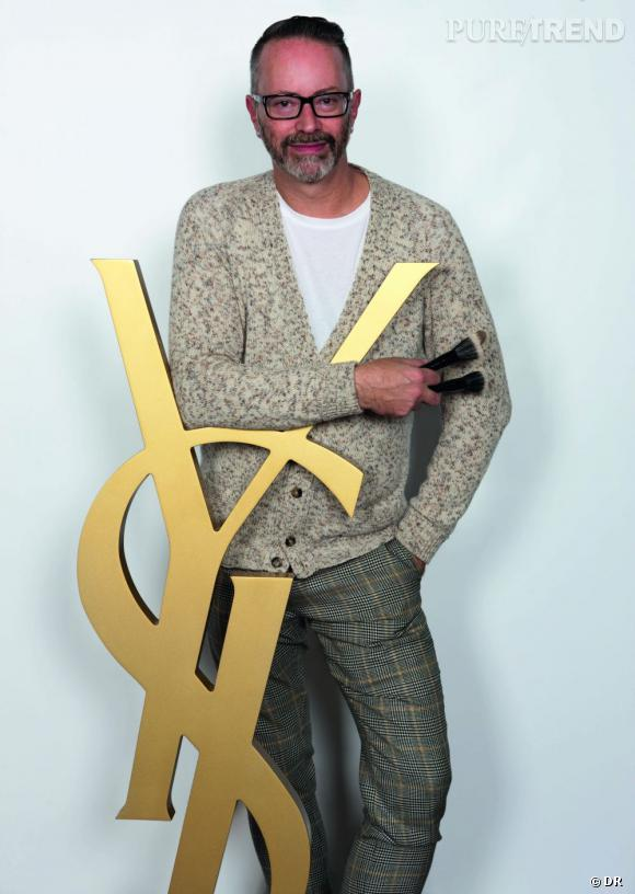 Lloyd Simmonds, Directeur Artistique d'Yves Saint Laurent Beauté